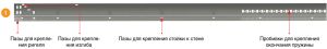 Гаражные ворота DoorHan серия RSD01