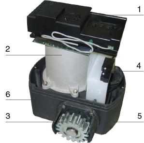 Автоматика для откатных ворот DoorHan SLIDING-300 / 800