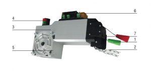 Автоматика для промышленных ворот DoorHan  SHAFT-120