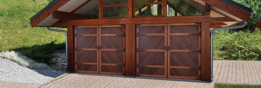 Гаражные ворота DoorHan серия RSD02 PREMIUM