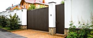 Сдвижные ворота стандартных размеров DoorHan