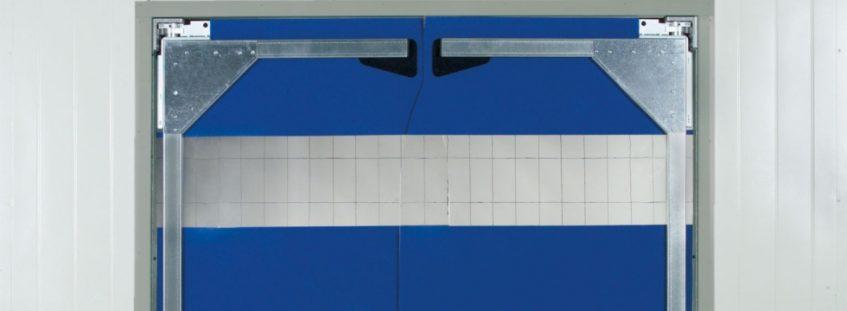 Маятниковые ворота Hormann