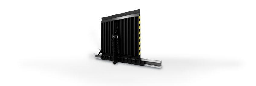 Механические откидные мосты DoorHan