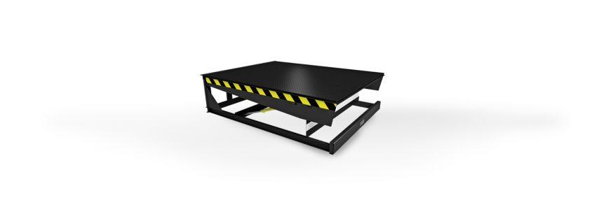 Электрогидравлические платформы с выдвижной аппарелью DoorHan