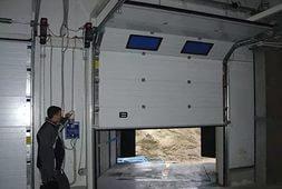 Установка и ремонт гаражных ворот