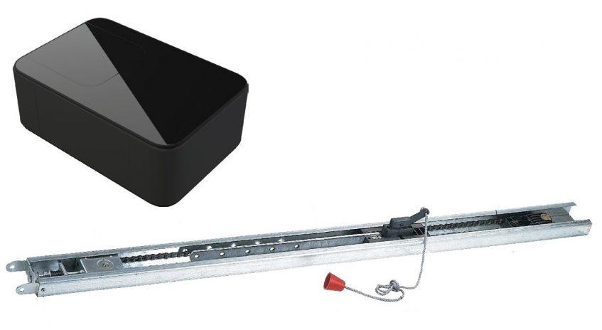 Комплект привода DoorHan SECTIONAL 500PRO BLACK / WHITE