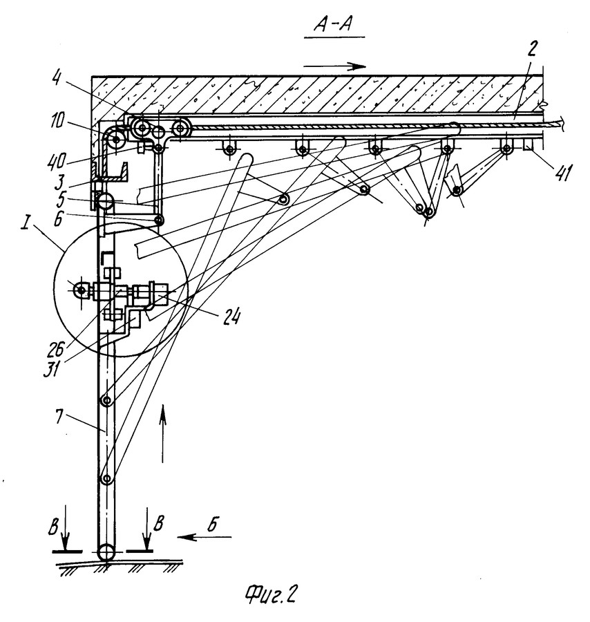 Подъемно складные ворота своими руками чертежи схемы эскизы конструкция