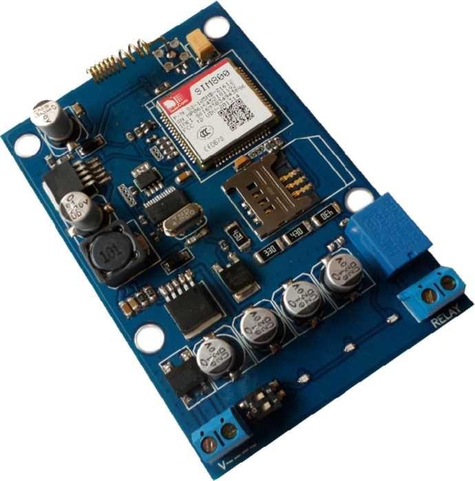GSM контроллер SIM800